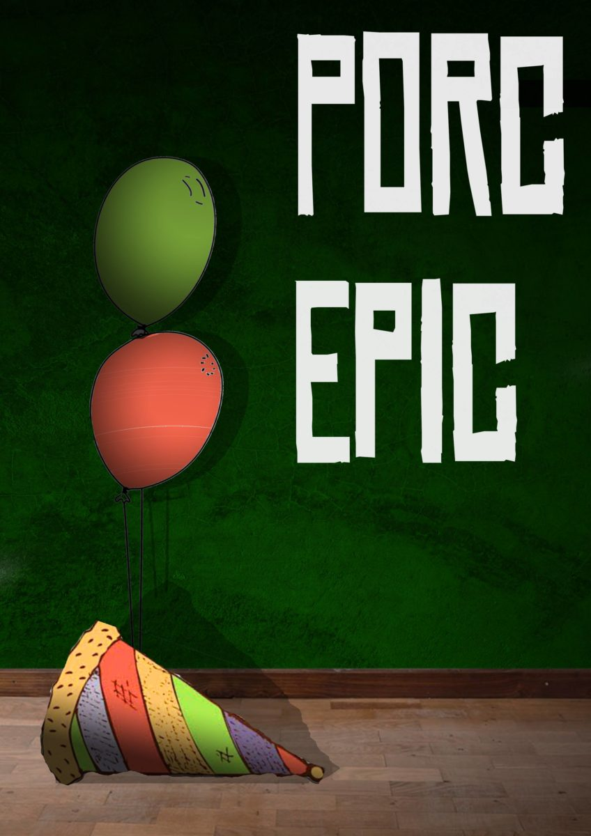 Affiche Porc Epic